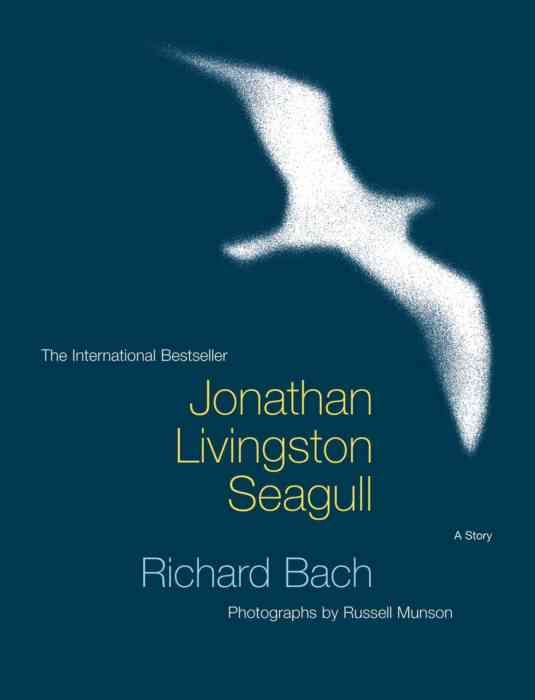 Jonathan Livingston Seagull cover