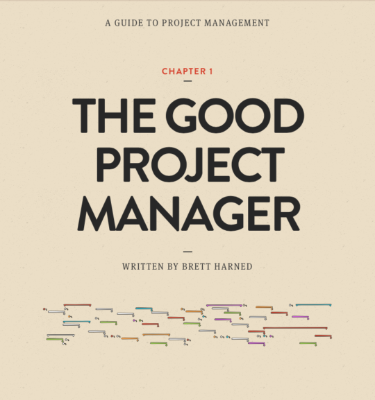 A Guide to Project Management cover